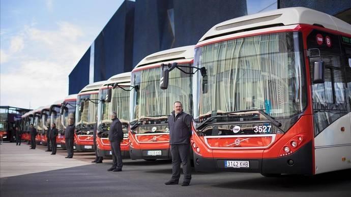 TMB inicia la licitación para adquirir 29 nuevos autobuses eléctricos