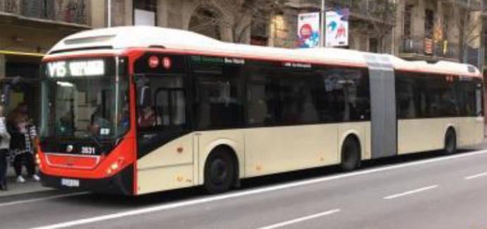 TMB conforma una flota más cómoda, eficiente y con menos emisiones