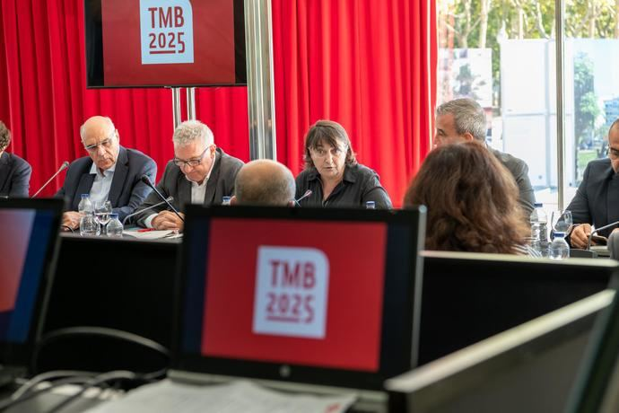 TMB plantea un ambicioso Plan Estratégico para liderar la movilidad