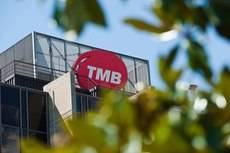 La sede de TMB.