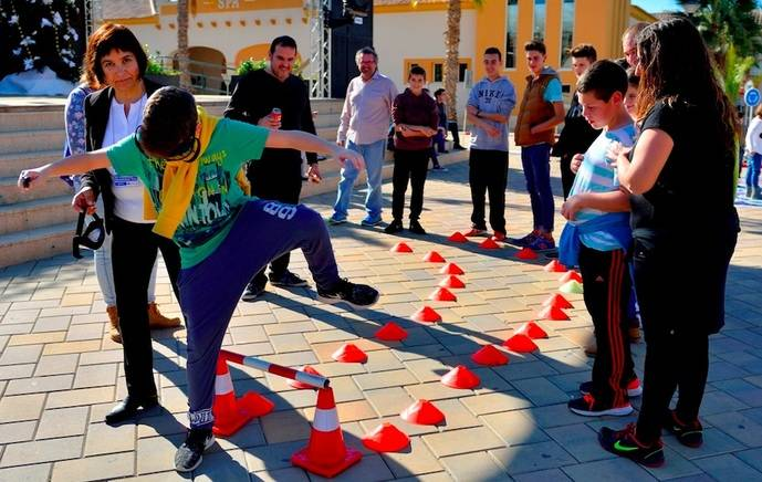 Disfrimur celebra la 8ª jornada de seguridad vial en su sede de Barcelona