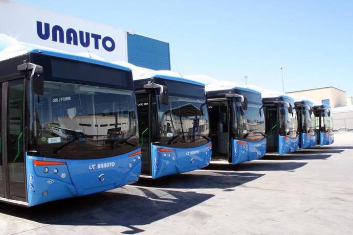 Plan de modernización de los autobuses urbanos de Toledo