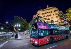 El Barcelona Night Tour comienza hoy una nueva temporada