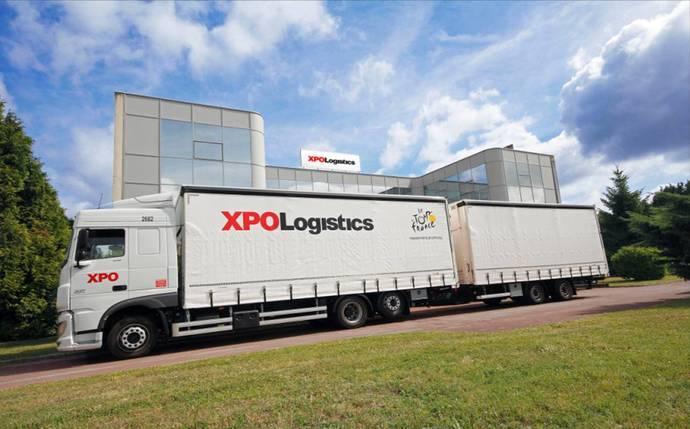 XPO Logistics transporta el Tour de Francia por 37º año consecutivo