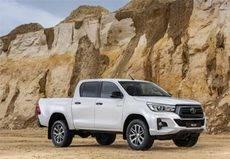 Lanzamiento en España del Toyota Hilux Legend Black