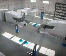 Toyota presenta la visión logística del futuro en Hannover