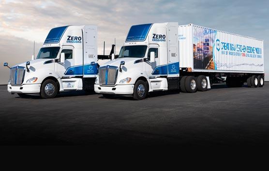 Toyota sigue con el desarrollo de camiones de hidrógeno con una nueva tecnología