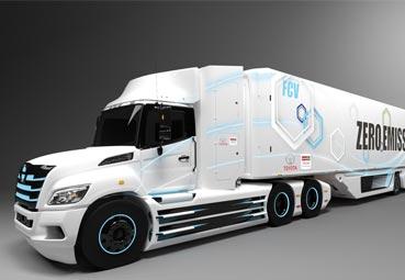 Toyota e Hino crearán un camión eléctrico de pila de combustible