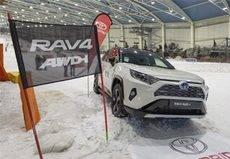 El nuevo Toyota Rav4 Hybrid AWD-I llega a España