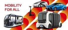 Toyota ofrece diversas opciones de movilidad para Tokio 2020