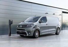 Toyota España abre la pre-venta del nuevo Proace Electric Van