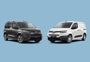 Toyota anuncia un nuevo vehículo electrificado con el Proace City Electric