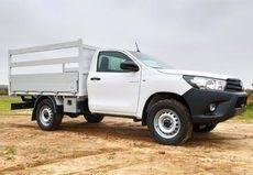 Toyota amplía sus adaptaciones para Hilux, Proace y Proace City