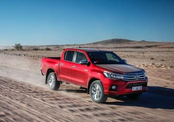 Toyota Hilux: una nueva era