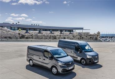 Las nuevas Master y Trafic, lo más vendido del Grupo Renault