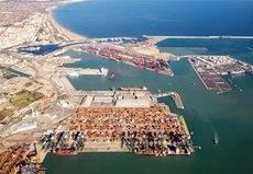 Europa acapara alrededor del 40% del tráfico portuario español