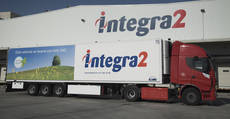 Integra2 pone en marcha su primer tráiler ECO en Madrid