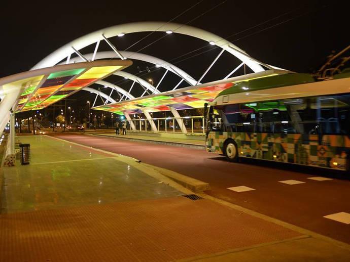 Castellón tendrá servicio 24 horas de autobús en Navidad