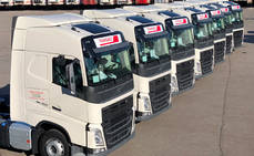 Transaez confía en Volvo Trucks para ampliar su flota