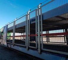 Transfesa digitaliza su flota de vagones porta-autos internacionales