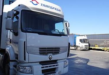 La compañía Transfesa lanza innovaciones en logística