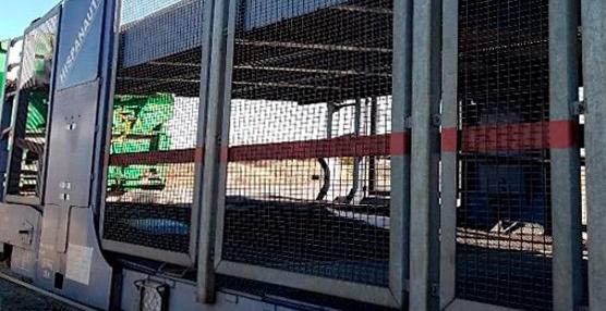 Transfesa Logistics instala GPS en toda la flota de vagones porta autos