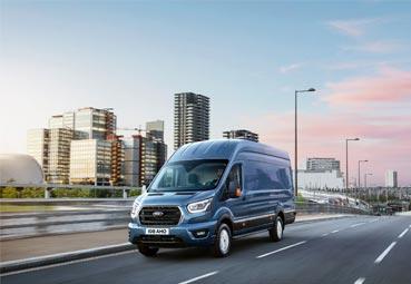 La nueva Ford Transit saldrá a la venta a mitad de año