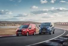 Ford lanzará al mercado en 2019 la nueva Ford Transit Sport