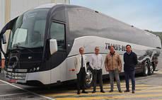 Transit-Bus estrena un nuevo SC7 de Sunsundegui