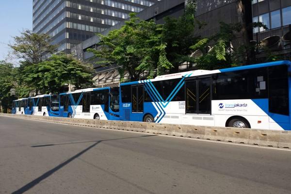 TransJakarta, el sistema BRT más largo del mundo, aliado Busworld en Indonesia