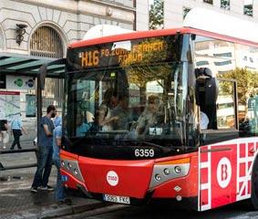 El transporte público de Barcelona cerró 2019 con 1.056 millones de viajes
