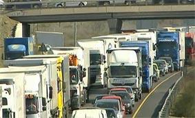 Madrid se olvida del transporte de mercancías en su orden sanitaria