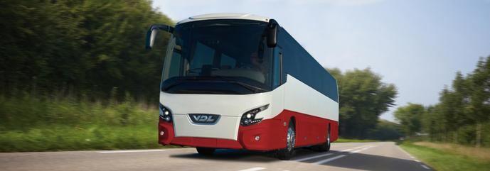 VDL Bus &Coach entra en el transporte público en Letonia en agosto