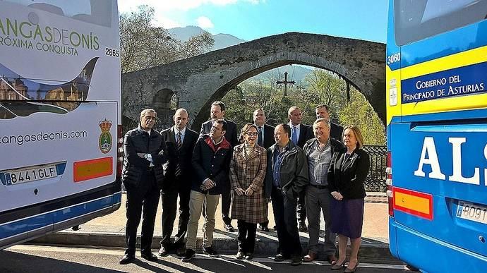 Plan de Transporte a los Lagos de Covadonga, por primera vez en toda la Semana Santa