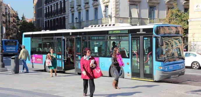 EMT de Madrid amplía el recorrido de las líneas 62, 73 y 161