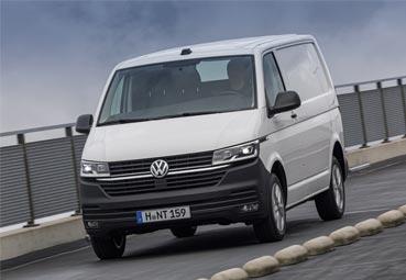 La Transporter T6.1 de Volkswagen recibe la medalla de oro en seguridad