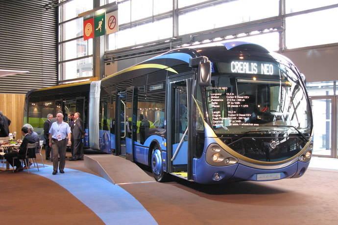 La feria Transports Publics se convierte en la European Mobility Expo
