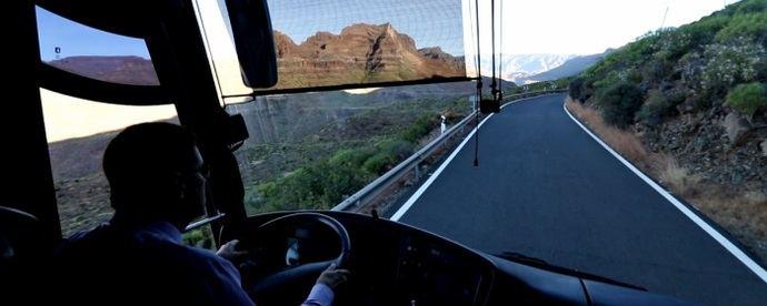 Canarias: 47,5 millones para financiar el sistema de transporte público