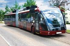 El innovador Solaris Trollino ya en ruta en Esslingen