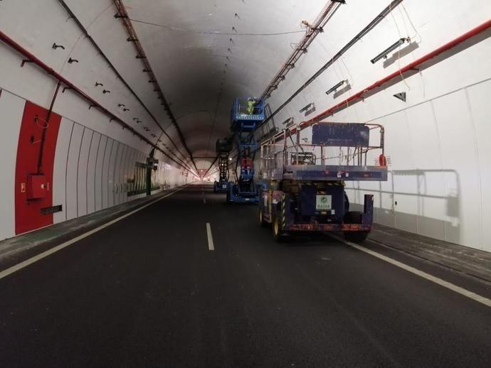 Mitma: más de 300 millones para túneles
