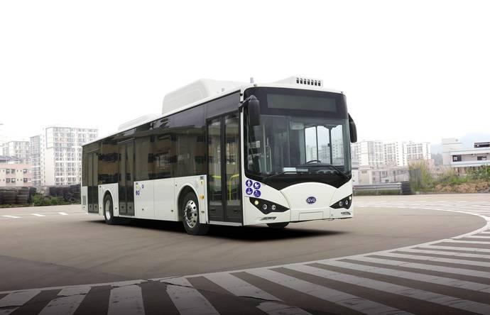 El Grupo Turinés de Transportes (GTT) adquiere 182 autobuses Iveco Irisbus