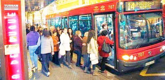 Sevilla apuesta por el Gas Natural Comprimido de MAN con 15 nuevos autobuses