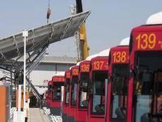 Tussam adquiere 10 autobuses articulados por 3,5 millones de euros