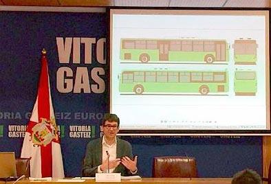 Tuvisa tendrá 10 autobuses urbanos nuevos como parte de la renovación de su flota