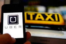 """España se alinea con taxistas al afirmar que Uber """"da un servicio de transporte"""""""