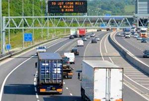 Un Brexit sin acuerdo reduciría el tránsito a sólo 800 camiones españoles