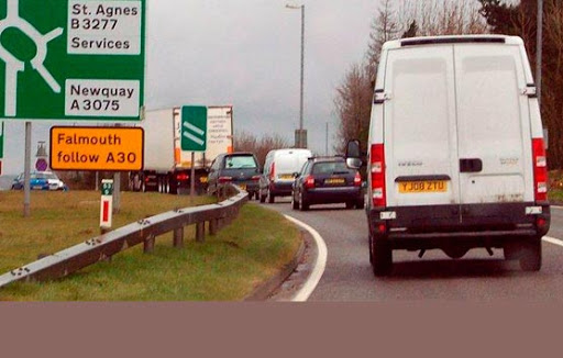 Primer día del Brexit: sin atascos de camiones entre la UE y el Reino Unido