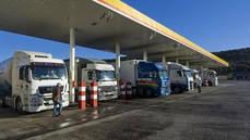 El Gobierno prepara una Guía para que transportistas localicen establecimientos y gasolineras