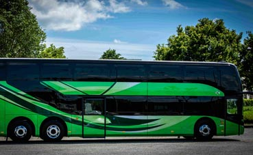 La empresa de transporte Francisco Larrea confía en Unvi y Scania