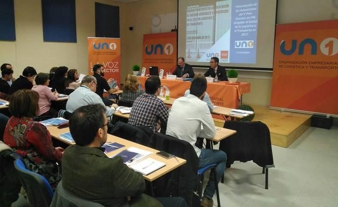 UNO diseña un plan contra riesgos laborales